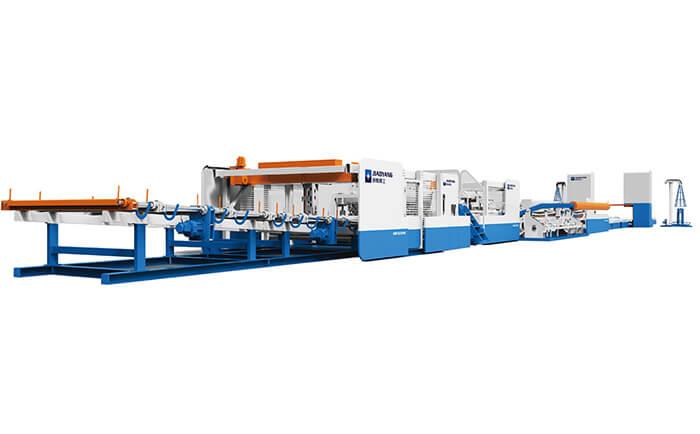 全自动钢筋网焊接生产线Ⅰ