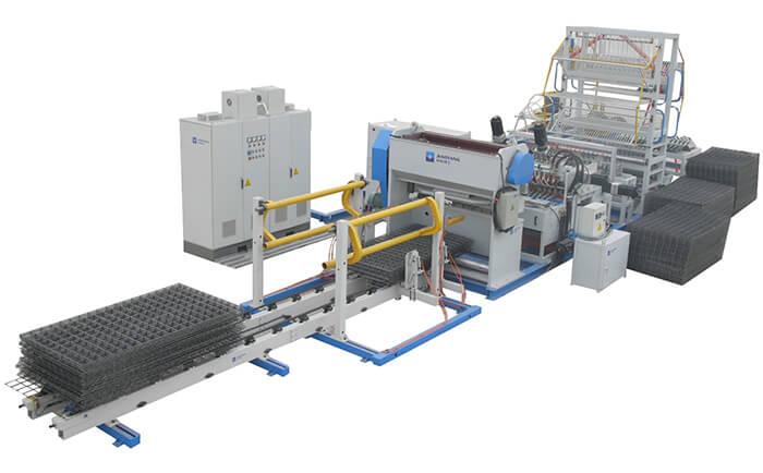 全自动钢筋网焊接生产线III