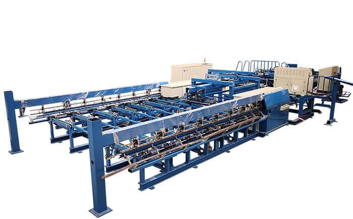 蒸压加气板焊接生产线