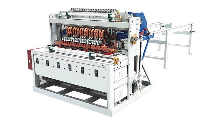 仓储笼网焊网机